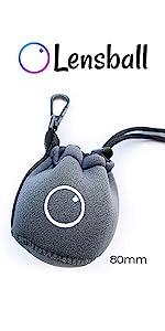 Lensball Bag 80mm