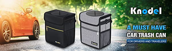 A MUST HAVE CAR TRASH CAN