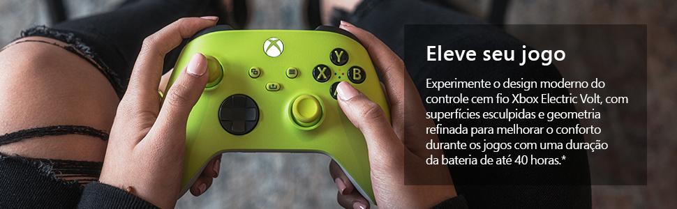 controle xbox, controle sem fio, xbox, videogame