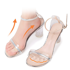 Right and Left Soft gel Hammertoe Support