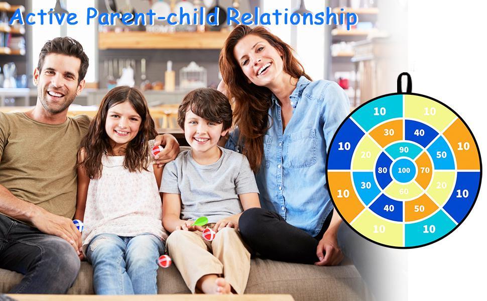 active parent-child relationship