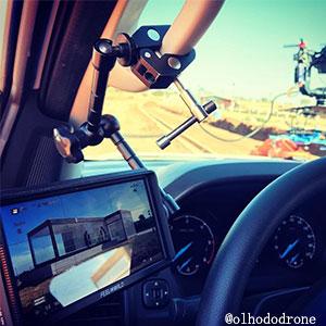 camera monitor hdmi