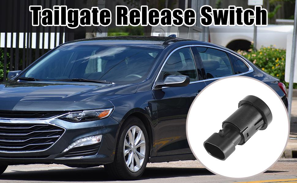 Car Boot Tailgate Release Switch Rear Door Release Trunk Switch