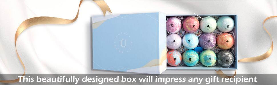 bath bombs for women gift set