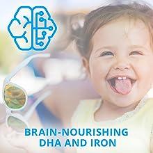 brain DHA