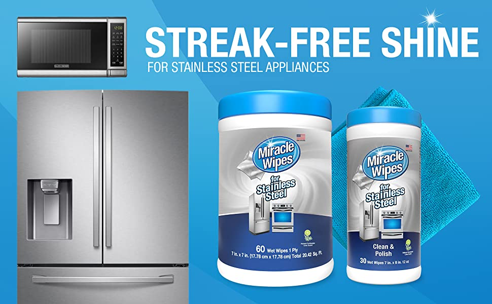Streak free cleaning supplies, shine, clean sparkly surfaces