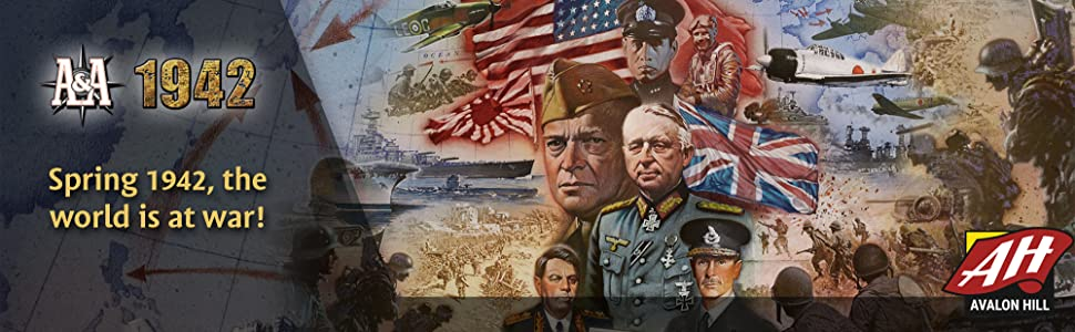 Axis amp; Allies 1942 Game