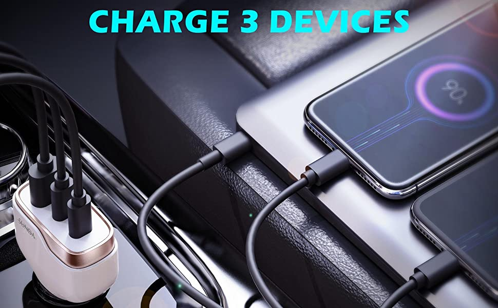 CHARGE 3 DEVICES