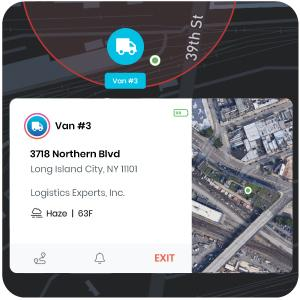 real-time GPS tracking for assets and vehicles