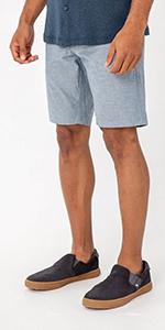 linksoul stretch short for men over the knee