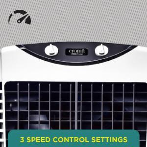 3 Speed Control Settings