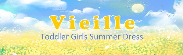 baby toddler girls children holiday dress beach summer dress sundress for baby girls 18-24 months