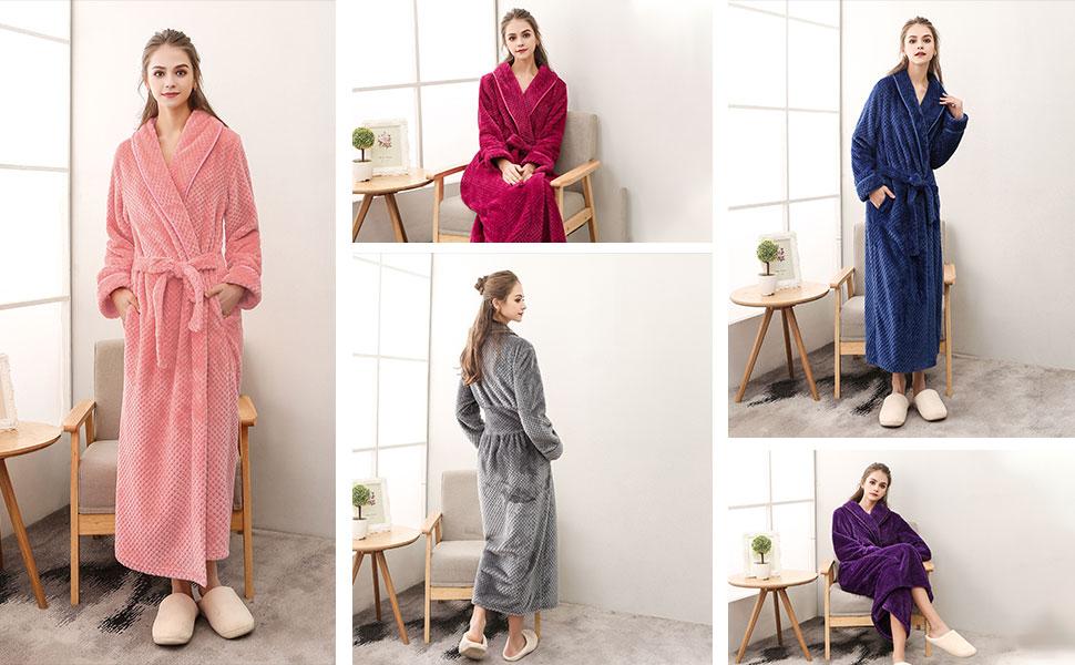 Womens Fashion Robe
