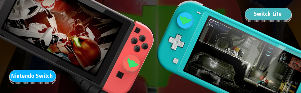 Switch Thumb Grips