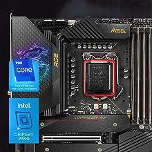 Intel Core 10th Gen 11th Gen
