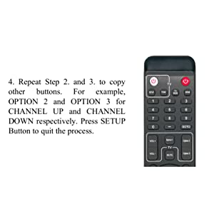 Repeat step 2 and 3 to copy other buttons