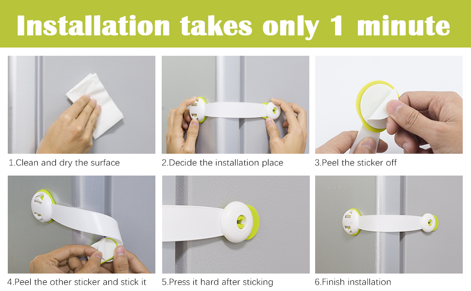 refrigerator locks for kids