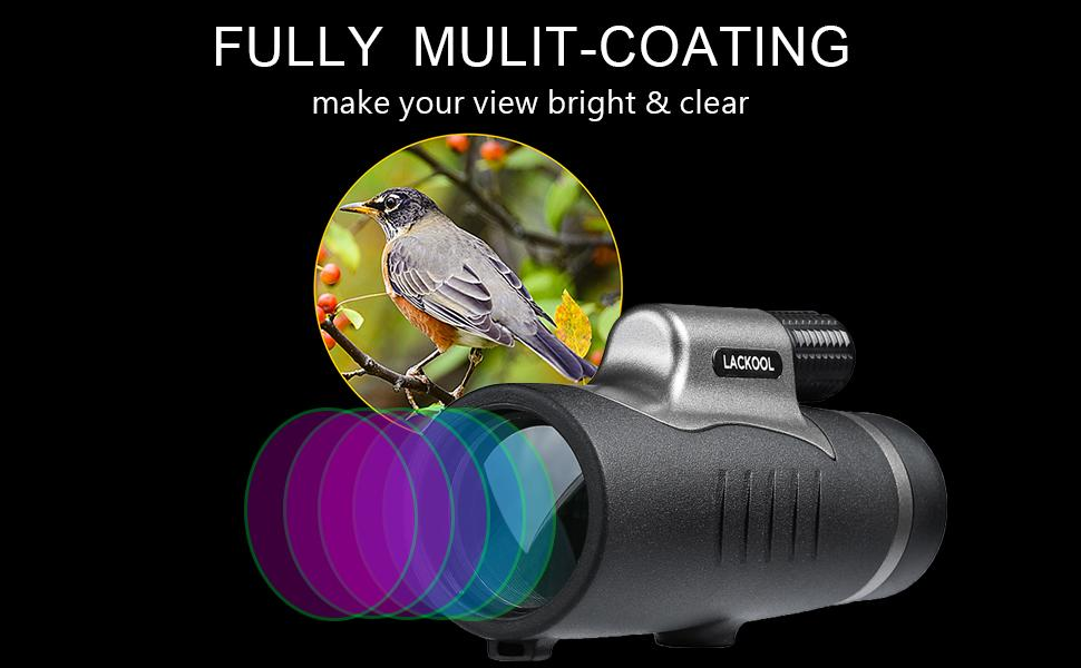 Fully Mulit Coated Lens