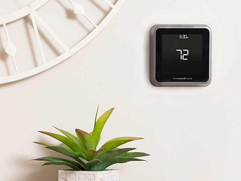 T5 Thermostat on wall in home