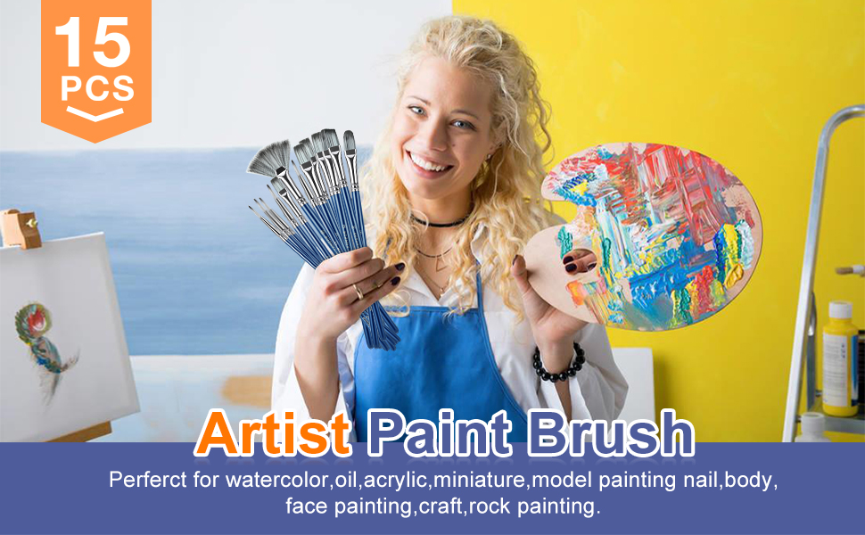 paint brushes sets