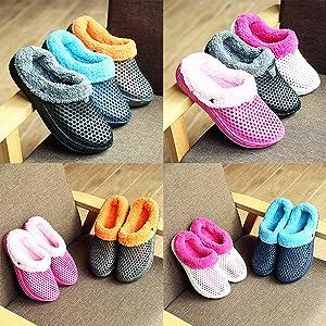 unisex house slippers