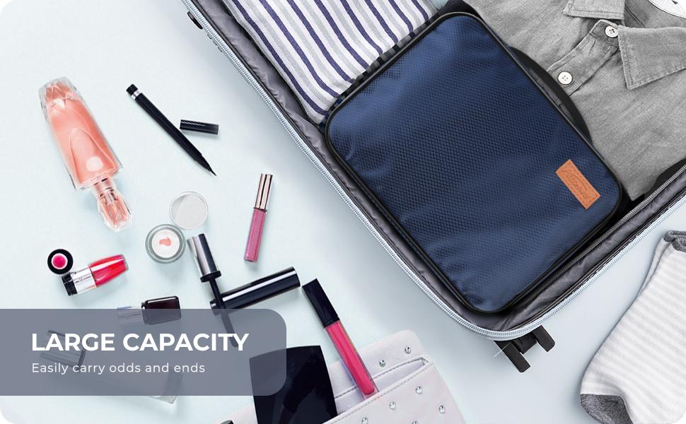 Travel Hanging Makeup Bag
