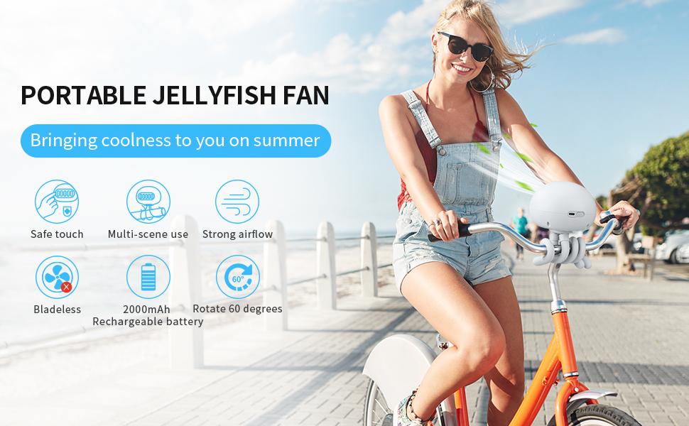 jellyfish fan