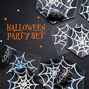 Halloween Plates and Cups