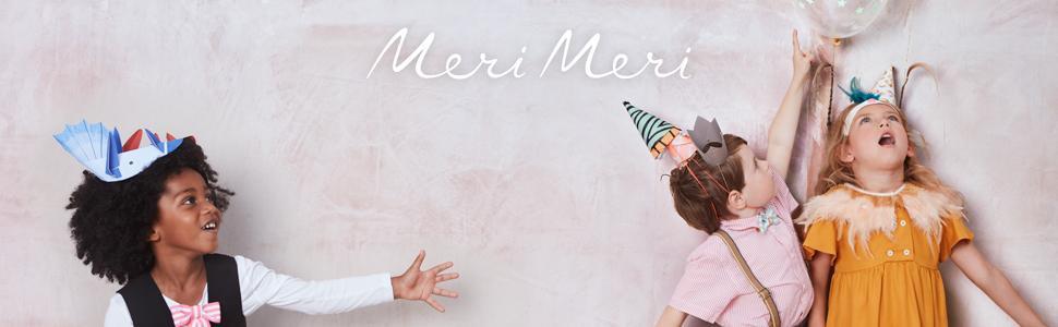 Meri Meri Kids Party Supplies