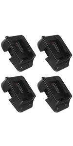 AMICROSS Battery Holder Compatible for Milwaukee M18  Battery