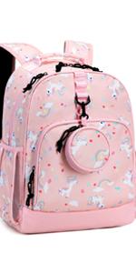 Choco Mohca 15inch Unicorn Backpack Set