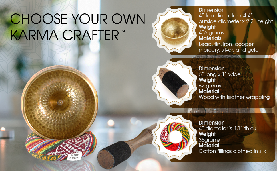 Choose your own Karma Crafter