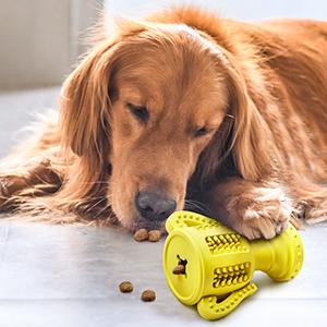 treat dispensing dog toys:dog treat toy
