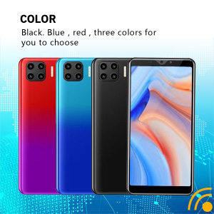 Black. Blue,red , three colors for you to choose