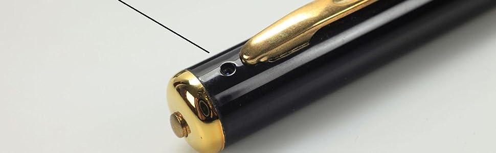 Spy Camera Pen HD 720p