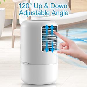 120° Up & Down Adjustable Angle