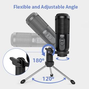 Flexible and Adjustable Angle