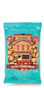 carmel popped popcorn caramel popcorn carmel corners