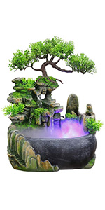 Upgraded Tabletop Fountain
