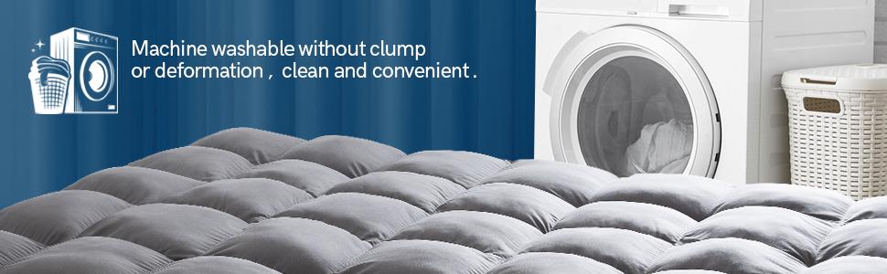 queen pillow top mattress topper