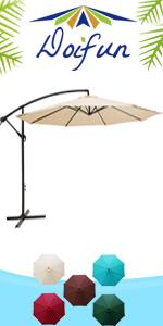 11ft Cantilever Umbrella