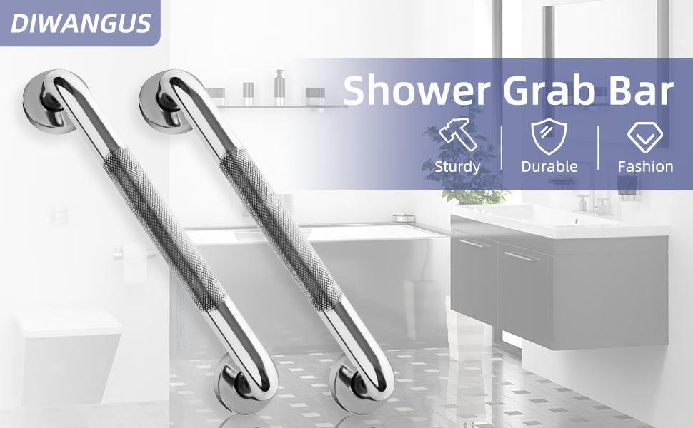 shower grab bar