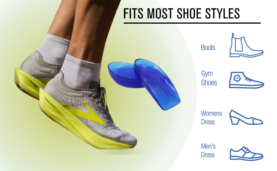 Fits_most_shoes Styles