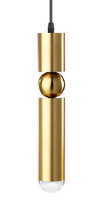 Cylinder Pendant Light