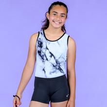 leotard girl gymnastics kids child children leo tumbling