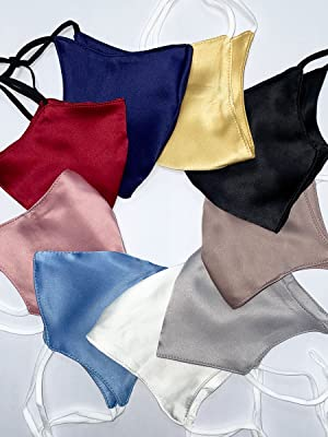 all colors of the silk mask