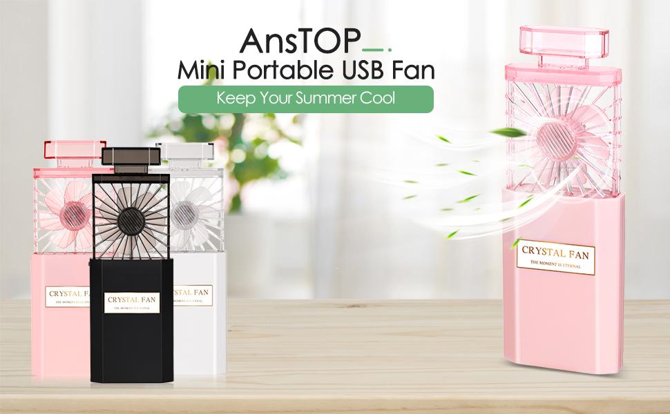 AnsTOP Mini Fan
