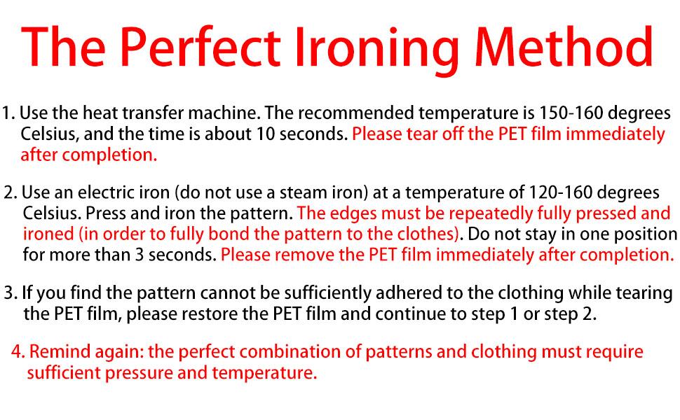 iron method