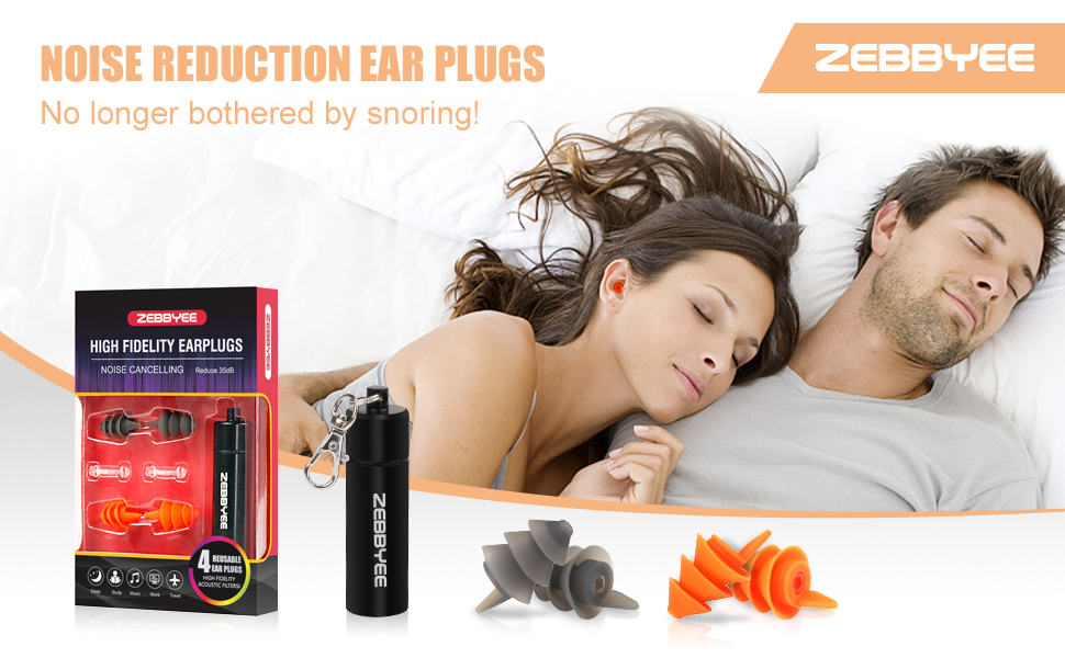 sleeping ear plugs