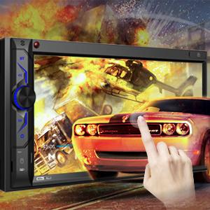 touchscreen car stereo